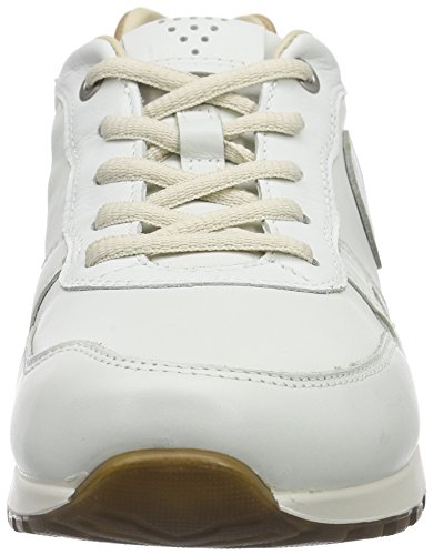 Ecco Ecco Cs14 Ladies, Baskets Basses femme Blanc - Weiß (WHITE/POWDER59529)