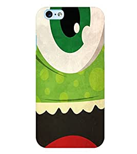 Citydreamz Cartoon Abstract Hard Polycarbonate Designer Back Case Cover For Apple Iphone 6 Plus/6S Plus