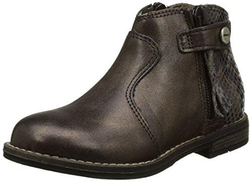 BabybotteKenza - Stivali classici alla caviglia Bambina , marrone (Marrone (Moka)), 26 EU