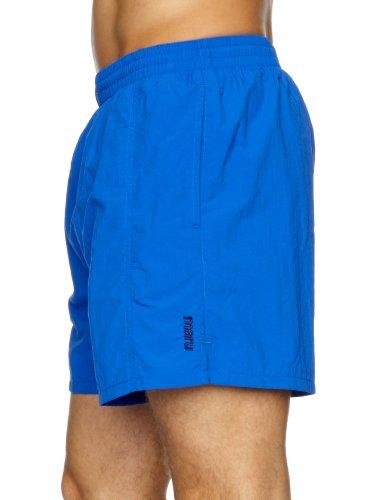 Maru Swimwear Solid Short Men's 40.64 cm Blau - königsblau