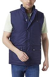 Peter England Blue Regular Fit Jackets_EOW51500501_L