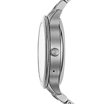 Fossil Damen Smartwatch Q Venture 3. Generation - Edelstahl - Silber – Elegante & Moderne Frauen Smartwatch – Für Android & Ios 2