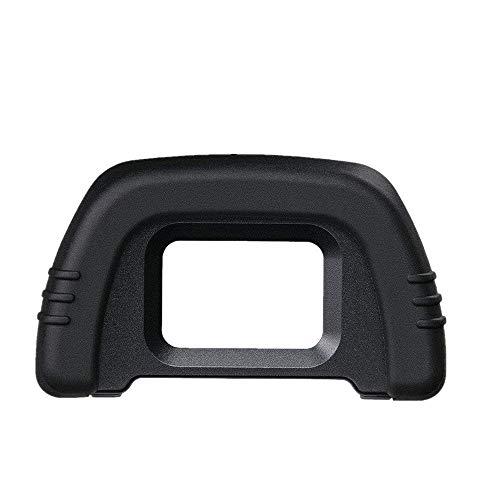 Oculare, CAM-ULATA Sostituzione Oculare Eye Cup DK-21 Mirino per Nikon D7000 D750 D610 D600 D300 D200 D100 D90 D80 D70 D70s Fotocamere DSLR, 2 Pack