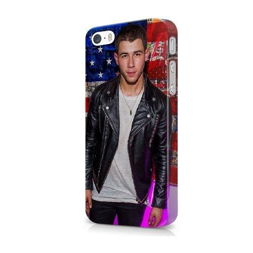iPhone 6/6S (4.7 pouces) coque, Bretfly Nelson® NIRVANA Série Plastique Snap-On coque Peau Cover pour iPhone 6/6S (4.7 pouces) KOOHOFD908992 NICK JONAS - 027