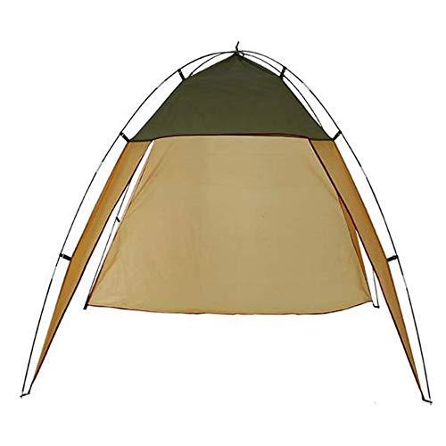 Forall-Ms 2x2m Tragbare Strandzelt Outdoor Pavillons, Anti UV Wasserdichte Garten Schatten Zelte Sun Shelter Instant Sonnenschirm für Camping Angeln Strände