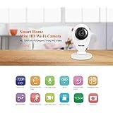 Sricam Smart Home Mini HD Wi Fi Camera HD 720P/Wi Fi/Elegant/sSharp HD Video Camera for Shop/ Baby Safety/Home Safety Camera