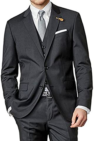 Baldessarini - Costume homme noir Baldessarini Jefferson - 50V-42P