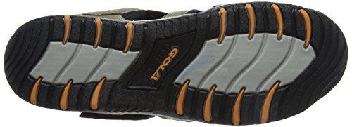 Gola Herren Shingle 3 Sandalen Trekking-& Wanderschuhe Beige (Taupe/black/orange)