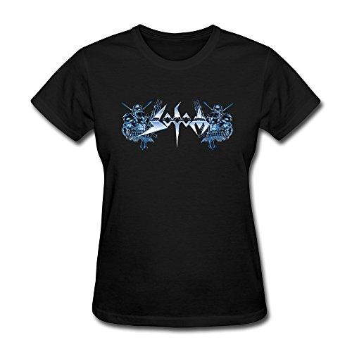 Donna's Sodom (4) T-Shirt- Nero
