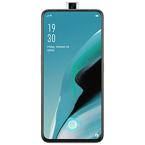 OPPO Reno2 F (Sky White, 8GB RAM, 128GB Storage) with No Cost EMI/Additional Exchange Offers