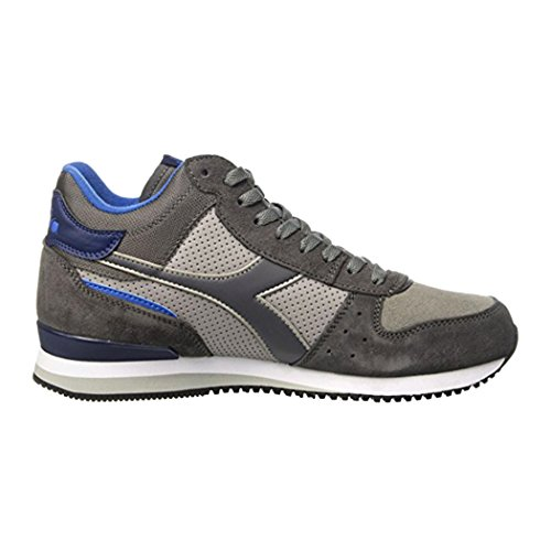 Diadora Malone Mid S, Sneakers Basses Homme 75067 - GREY PALOMA