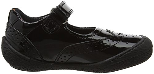 Hush Puppies  Rina, Mary Jane fille Noir (Black)