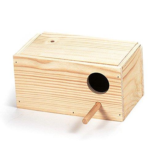 Arquivet 8435117856103 - Nido madera periquitos