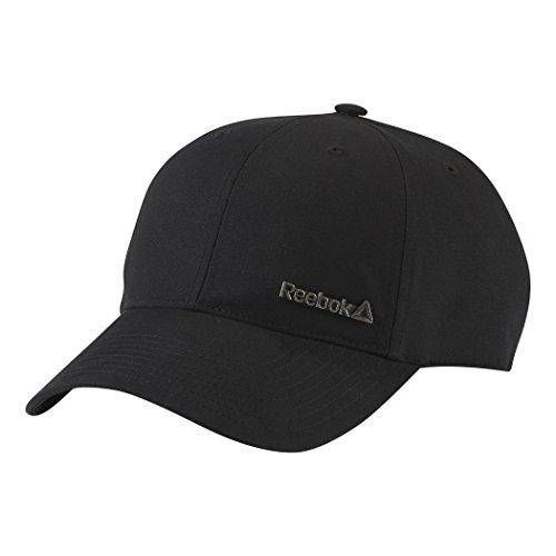 Reebook SE M Badge - Gorra para hombre, color negro, talla M
