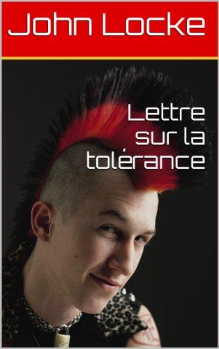 Lettre sur la tolérance par John Locke