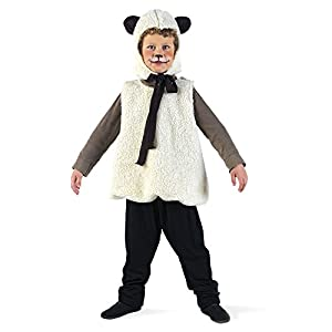 Limit Sport - Disfraz de ovejita para niños (MI723)
