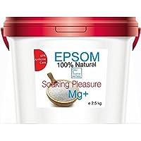Sale di Epsom 2.5 kg Magnesio Naturale