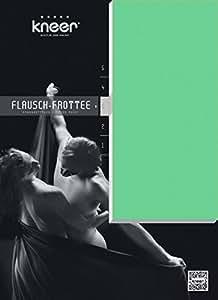 2 x Kissenbezug 10 Flausch-Frottee 40- 60 cm, Farbe:mais
