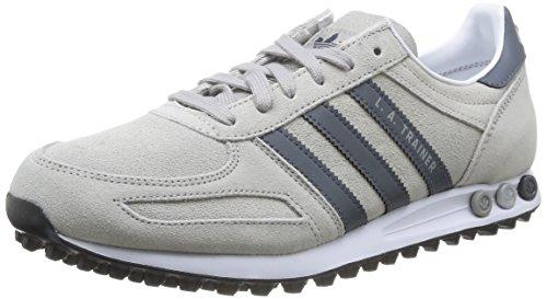 adidas Originals LA Trainer, Herren Sneaker, Grau (Mgh Solid Grey/Bold Onix/Silver Met.), 48 EU (12.5 UK) (Trainer Originals Adidas)