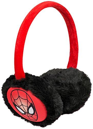 Spiderman Jungen Ohrenschützer, rot