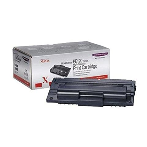 Xerox WorkCentre PE120, P120i Print Cartridge, High Capacity 5,000 Yield, Part Number 013R00606 by Xerox