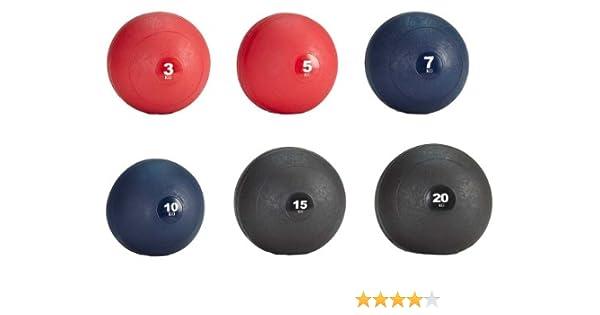 RioFit Slam-Ball Slamball Slam Balls Core Fitness 7 kg No bounce Ball