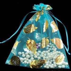 confezione-di-10-sacchetti-regalo-in-organza-17-x-23-cm-colore-turchese-d0134