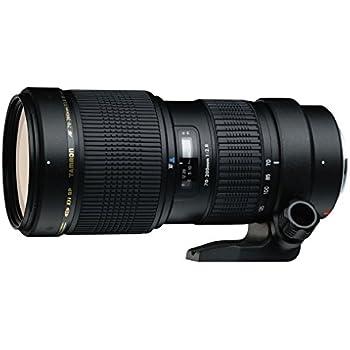 Tamron Objectif AF 70-200mm F/2,8 Di LD IF Macro - Monture Canon