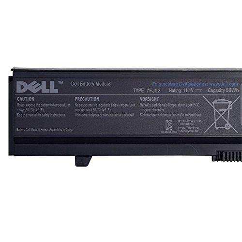 LAPTOP-Adapters TXWRR Lithium-Ionen-Akku für Dell Vostro 3400, 3500/3700 Typ 7FJ92 kompatibel mit 04D3C, 04GN0G, 0TXWRR, 312-0997,312-0998,4GN0G, 4JK6R, CYDWV, TY3P4, Y5XF 11,1 V, 56WHR -