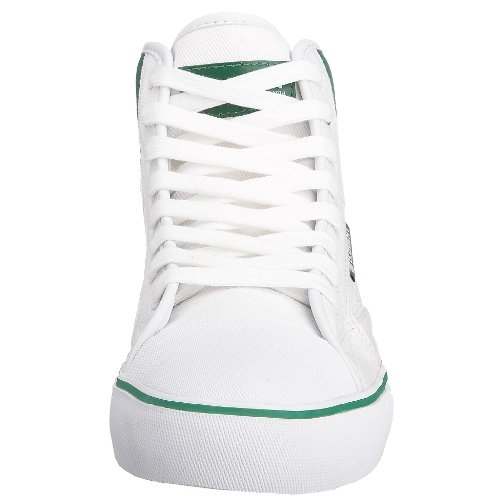 Element Warsaw, Baskets mode homme Blanc / Vert
