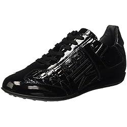Bikkembergs Damen R-Evolution 882 Low Shoe W Patent/S.Patent Pumps, Schwarz, 38 EU