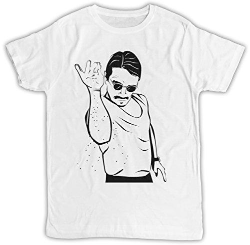 Salt Bae Nusret Chef Funny Gift Designer Unisex T-Shirt