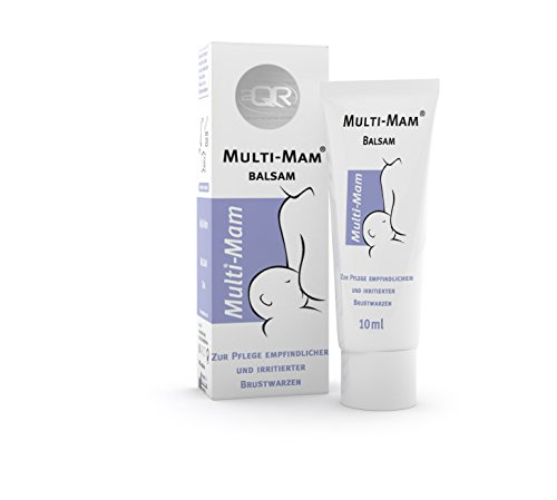 Multi-Mam Brustwarzenbalsam (während des Stillens), 10ml