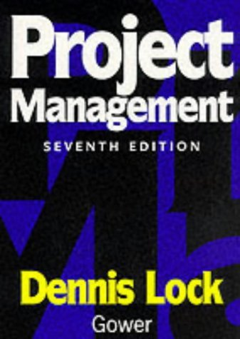 Project Management by Mr Dennis Lock (2000-05-31)