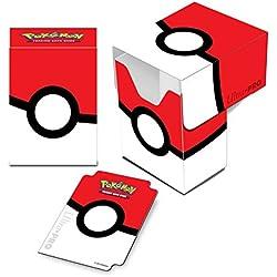 Deck box Pokeball Pokemon 80 cartas
