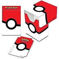 """Ultra Pro 85121 - """"PKM Pokeball Deck Box Spiel"""