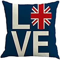 Amazon.fr : le drapeau anglais   Coussins et accessoires