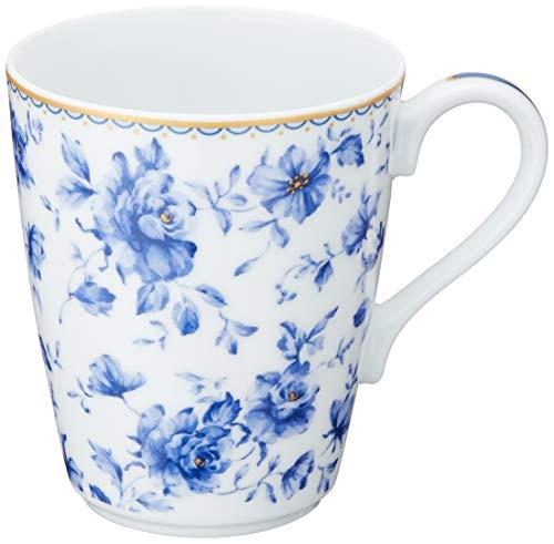 Narumi Mug Fleur Bleue Céramique 41373-6152