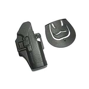 BHI style CQC holster Glock 17/22 Black (japan import)