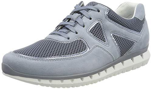 Gabor Shoes Damen Sport Sneaker, Blau (Aquamarin/Azur 10), 39 EU -