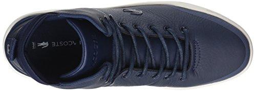 Lacoste Explorateur Classic 317 1, Baskets Hautes Homme Bleu (Nvy)