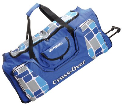 Base - Cross-Over-Wheel Bag blue 100 x 50 x 46 cm
