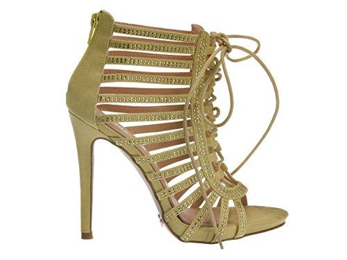GOLD AND GOLD - SCARPE CON TACCO Giallo