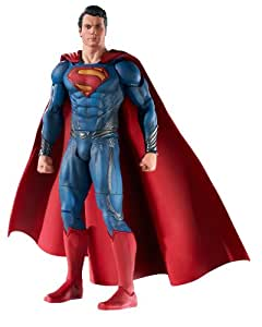 Mattel MAN OF STEEL MOVIE MASTERS SUPERMAN Figur