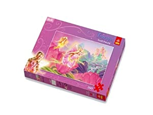 TREFL 83079 - Puzle (260 Piezas), diseño Barbie Fairytopia