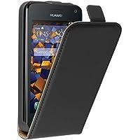 mumbi Flip Case für Huawei Y3 Tasche