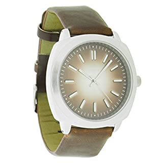 IDENTITY London Gents Retro Brown Strap Watch (B004QIMFQY)   Amazon price tracker / tracking, Amazon price history charts, Amazon price watches, Amazon price drop alerts