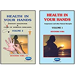 Health In Your Hands Vol.1 (E) & Health In Your Hands Vol.2 (E)