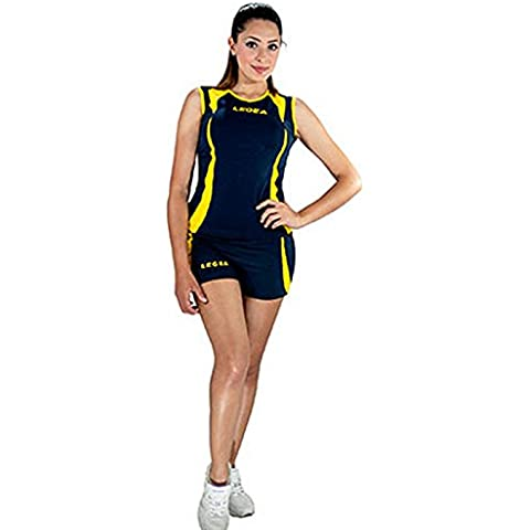 LEGEA KIT SICILIA COMPLETO COMPLETINO DONNA VOLLEY