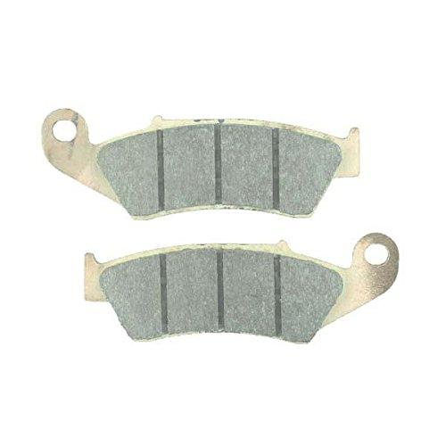 MGEAR Bremsbeläge 30-131-S, Einbauposition:Vorderachse links, Marke:für HONDA, Baujahr:1991, CCM:250, Fahrzeugtyp:Dirtbike, Modell:CRM 250 R